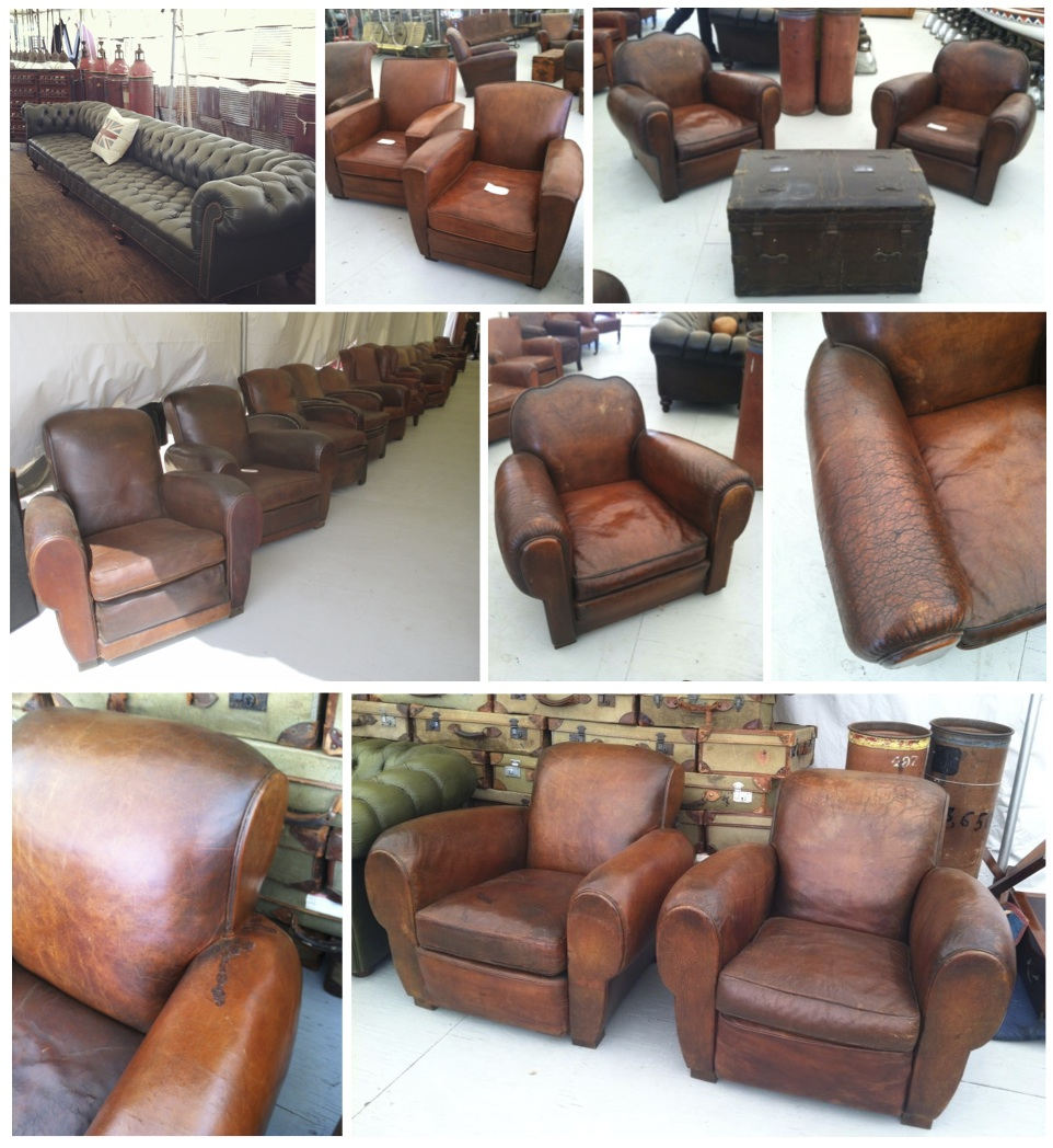 Gentil *leather Chairs_katieladyblog